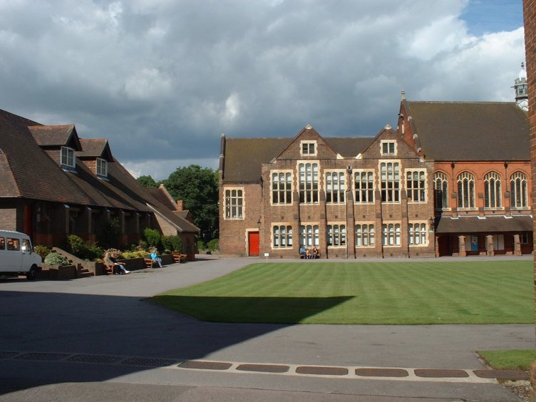 Photographs Of Berkhamsted School